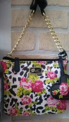 Handbag Betsey Johnson Floral Crossbody