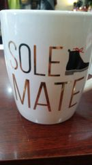 Wedding His Sole Mate Mug