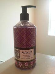 Haven Lavender Vanilla Hand Cleanser