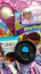 Gift Basket Doc McStuffins Play & Learn