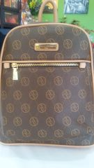 Handbag Brown Tan Adrienne Vittadini Backpack