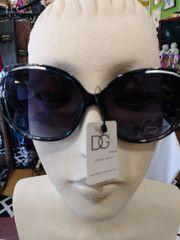 D&G Sunglasses Blue Paint Splatter