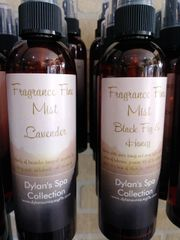 Organic Fragrance Mist by Dylan's Spa Collection