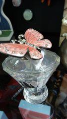 Perfume Bottle Butterfly