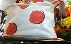 Cosmetic Case-Red