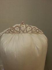 Wedding Tiara Princess Top Mini
