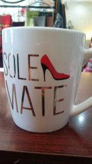Wedding Hers Sole Mate Mug