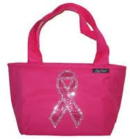 Breast Cancer Awareness Lunch Tote