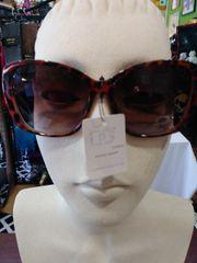 D&G Sunglasses Brown Leopard Rust Print