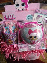 Gift Basket LOL Surprise