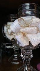 Wedding Toasting Glasses Mason Jar