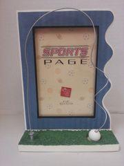 Frame-Sport Page Golf