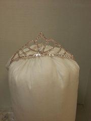 Wedding Tiara Princess Top