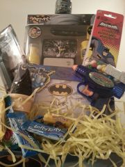 Gift Basket Batman