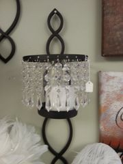 Wall Hanging Candle Sconces