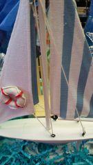 Gift Basket Sailboat