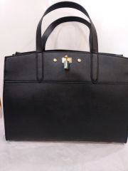 Handbag Black Business Satchel