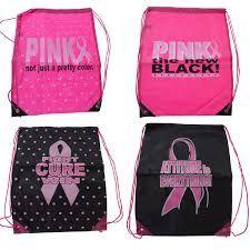 Breast Cancer Awareness Backsac