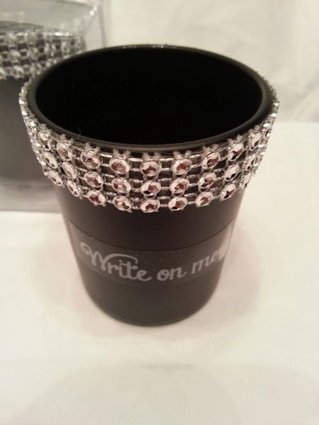 Wedding Chalkboard Voltaire Candle Holders Dylan S