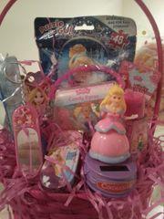 Gift Basket Cinderella