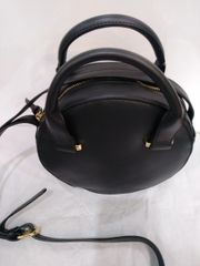 Handbag Round Crossbody