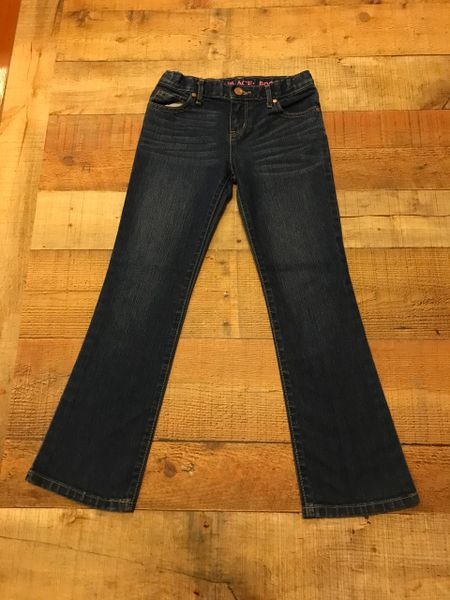 b4ac052c8c9 CHILDRENS PLACE BOOTCUT JEANS GIRLS SIZE 8 | Colleen's Kloset Re ...