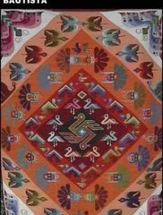 Incan Marriage Blanket