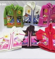 Children's Hand Finished Sweaters