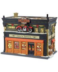 Department 56 Otto's Harley Tavern 56.4042393