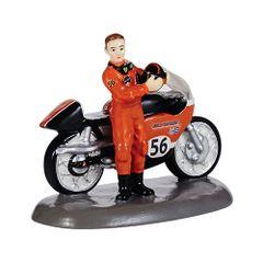 Department 56 Harley-Davidson Race Ready 56.4036573