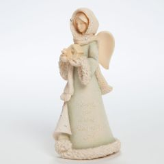 Foundations Home Wishes Mini Angel Collectible Figurine 4041226
