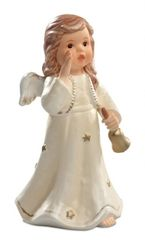 M.I. Hummel Angel With Bell (Champagne) 828054