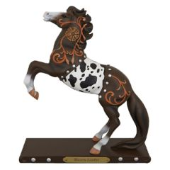The Trail of The Painted Ponies Western Leather 4043945