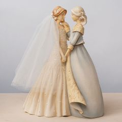 Foundations Mother and Bride Collectible Figurine 4032045