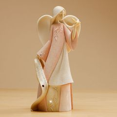 Foundations January Monthly Angel Collectible Figurine 4015971