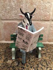 Cow Parade Citizen Kow Collectible Figurine 41565