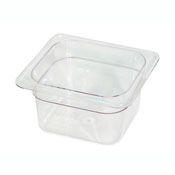 Ninth Size Food Storage Pan
