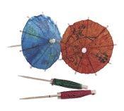 """4"""" Parasol Picks"""