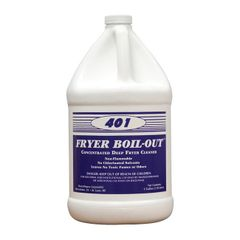 Fryer Boil-Out Liquid