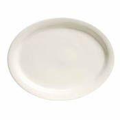 Narrow Rim China Platter