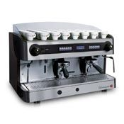 Two Group Automatic Espresso Machine