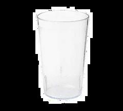 12 Oz Plastic Tumbler (Clear)