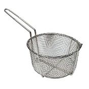 "11-1/2"" Round Fry Basket"