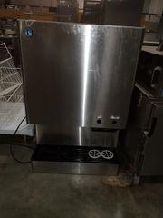 Hoshizaki Countertop Ice and Water Dispenser