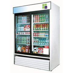 Glass Door Refrigerated Merchandiser