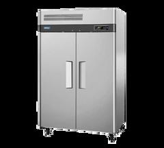 Two Door Reach In Freezer