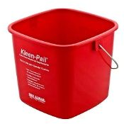 Red Kleen-Pail