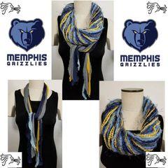 NBA Memphis Grizzlies Scarf
