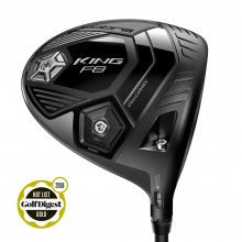 Cobra F8 Driver - Nardo Gray - Aldila NV 2KXV Blue 60 Stiff Shaft
