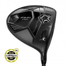 Cobra F8+ Driver - Nardo Gray - Project X HZRDUS Yellow 75 6.0 Stiff Shaft